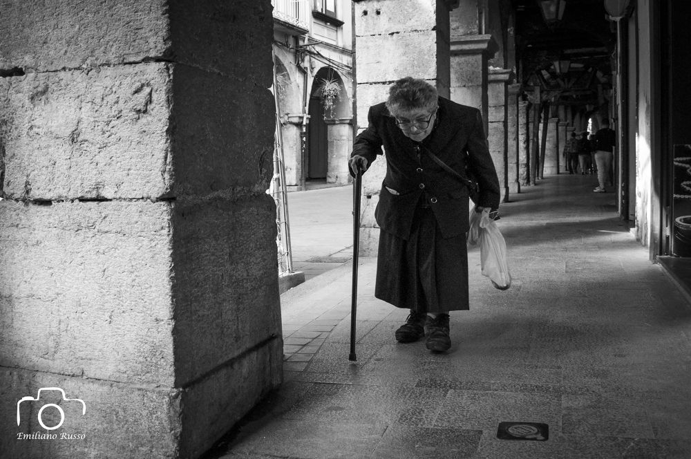 Steppin older by Emiliano Russo - professional photographer