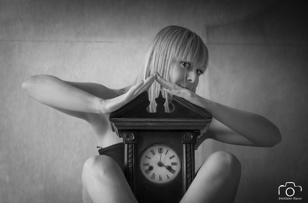 I can stop the time by Emiliano Russo - professional photographer