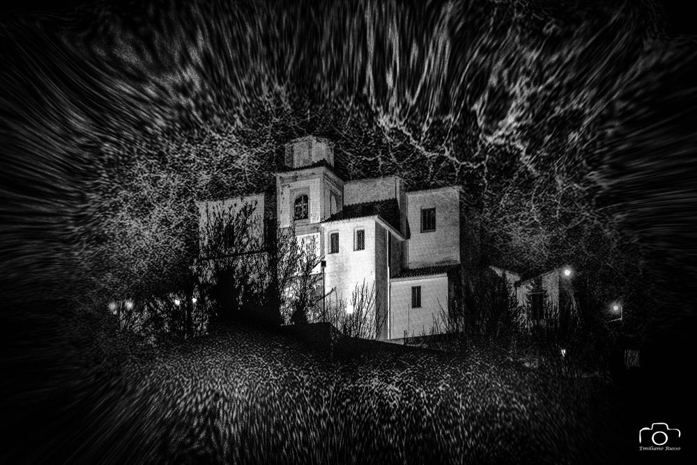 Big Bang Church by Emiliano Russo - professional photographer