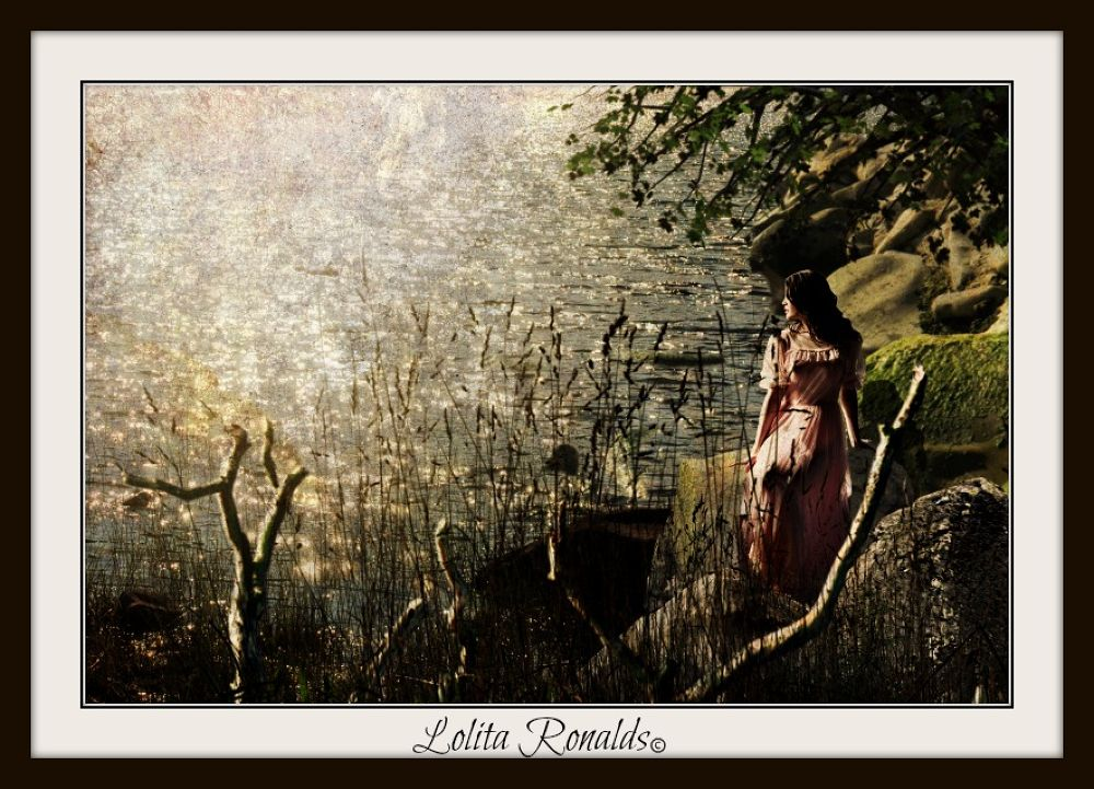 A Place For Herself.... by LolitaRonalds