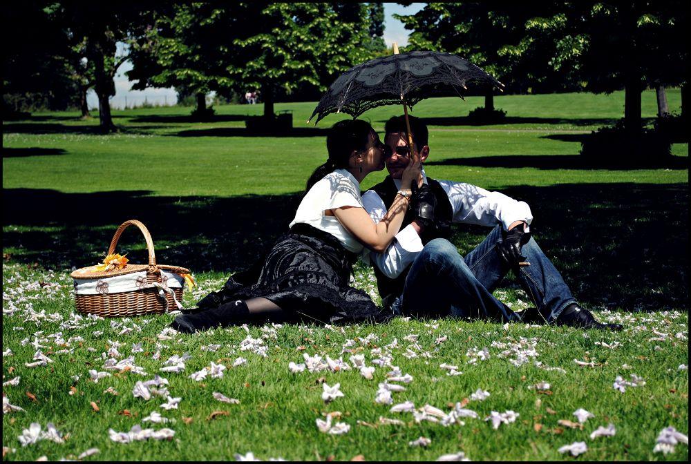 Romance From Another Era by Marika Meneghini