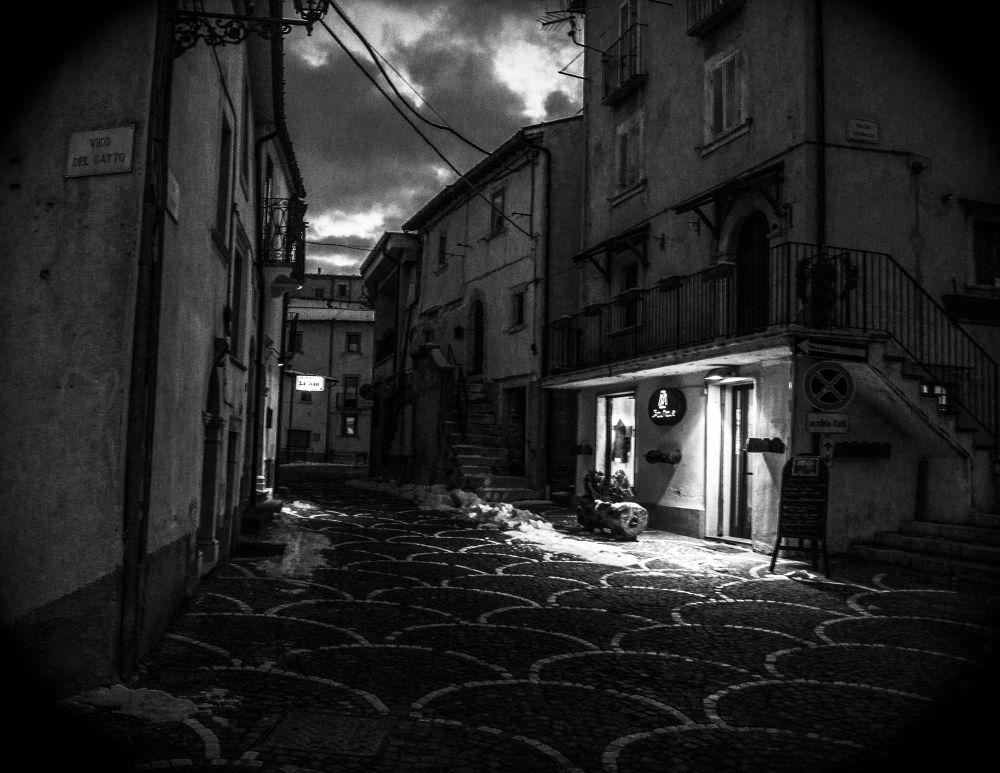 Light & Night by albertomanciniphotogallery