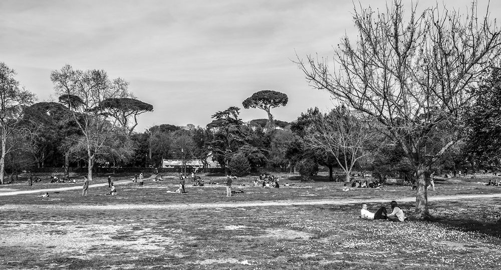 Villa Borghese by albertomanciniphotogallery