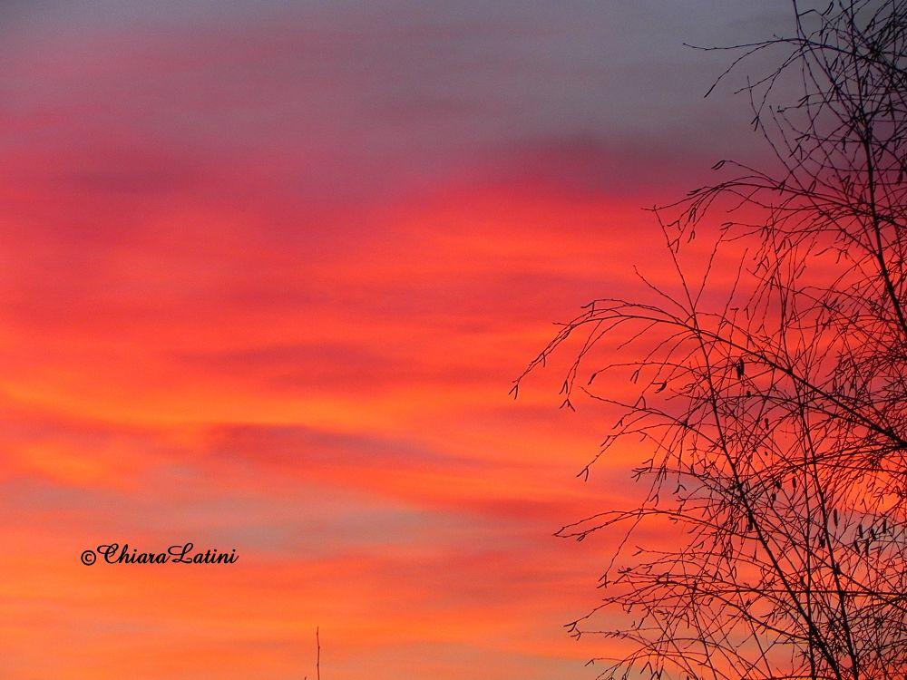 Sunset by Chiara Latini