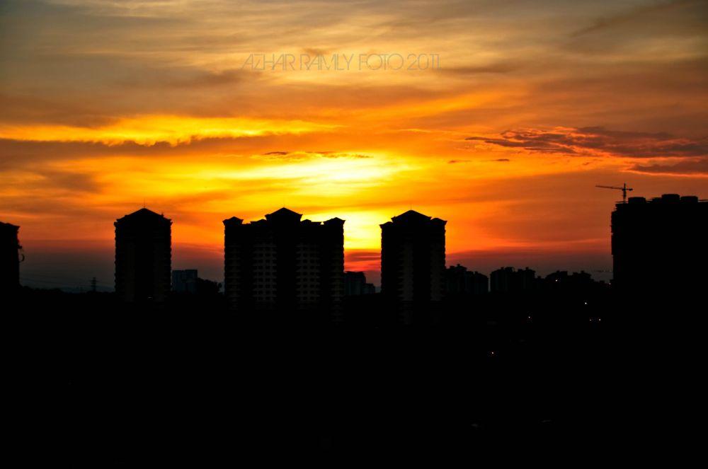 WHEN SUN GOES DOWN. by azharramly