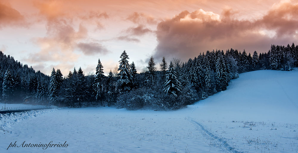 Neve....... by antoninofirriolo12