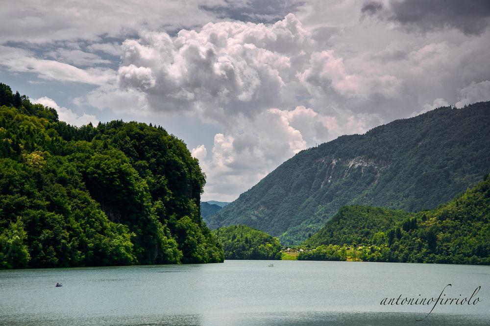 Lago di Corlo, Arsie' . by antoninofirriolo12