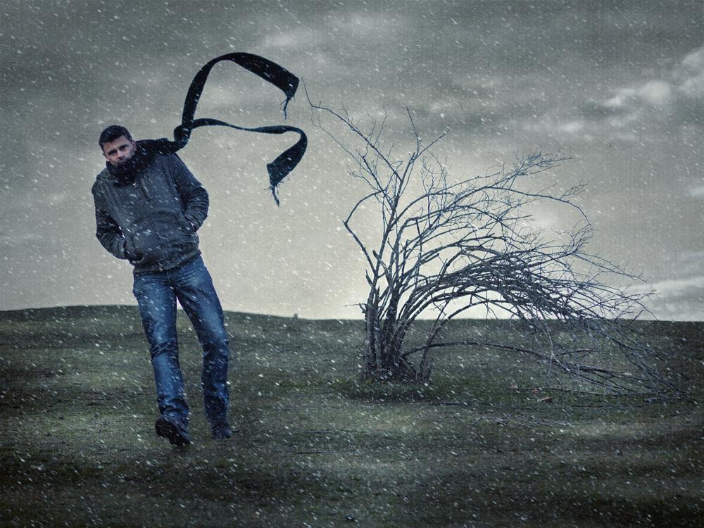 winter comes... by Volker Vornehm