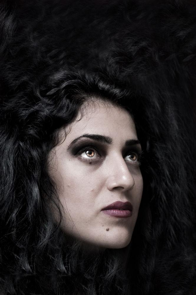 vampire girl by Aydın Tunçer Gonejko