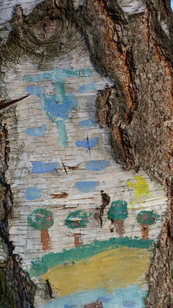Drvece na drvetu by Feniks