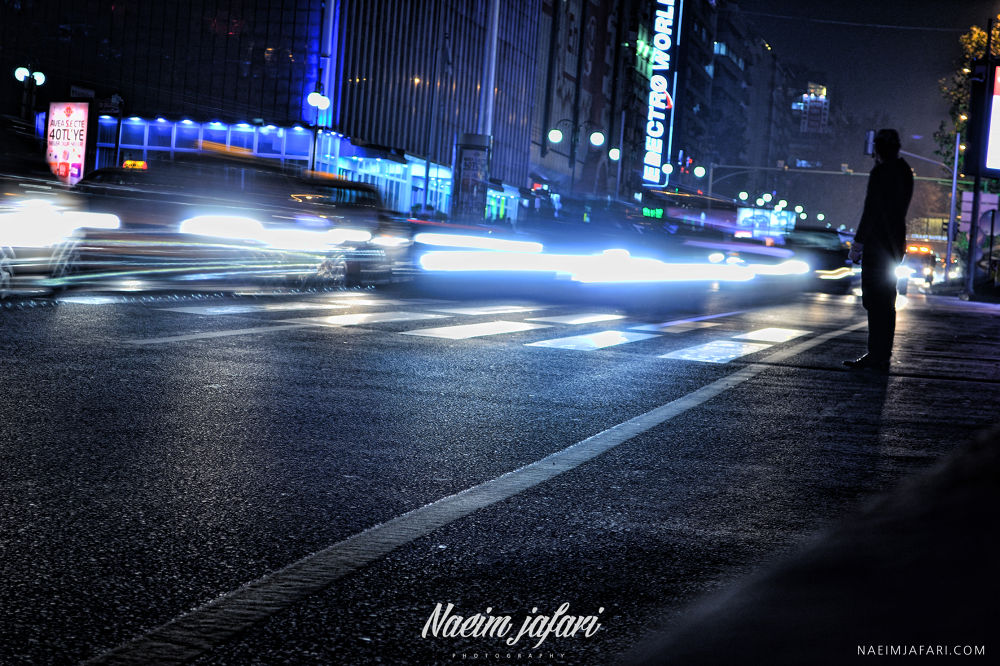 Ankara's Night by naeimj