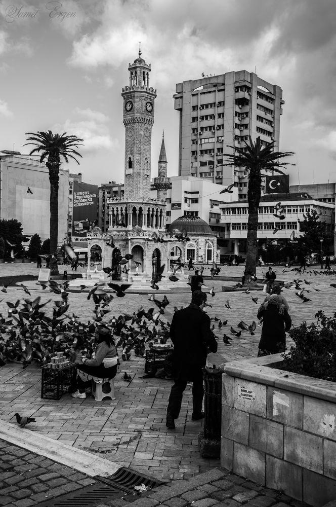 İzmir Saat Kulesi.. by asmet26