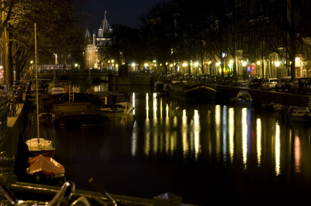 Amsterdam by night 2013 by janvanderlinden3557