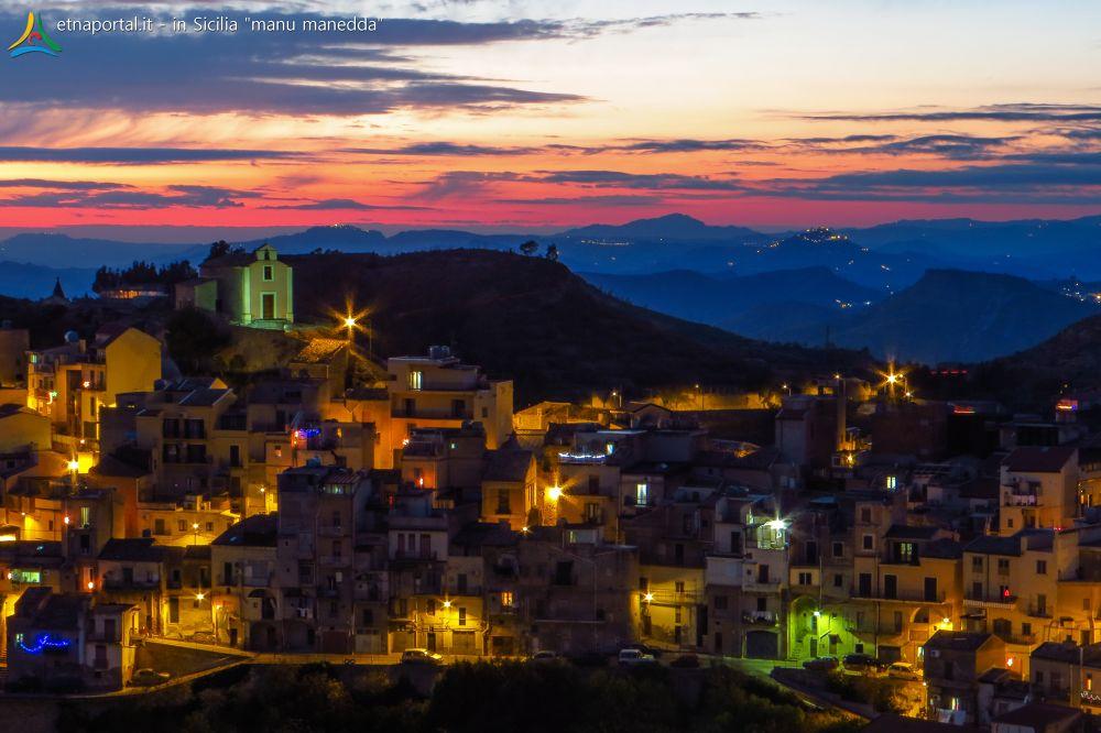 Centuripe, Enna, Sicilia by federicosicali