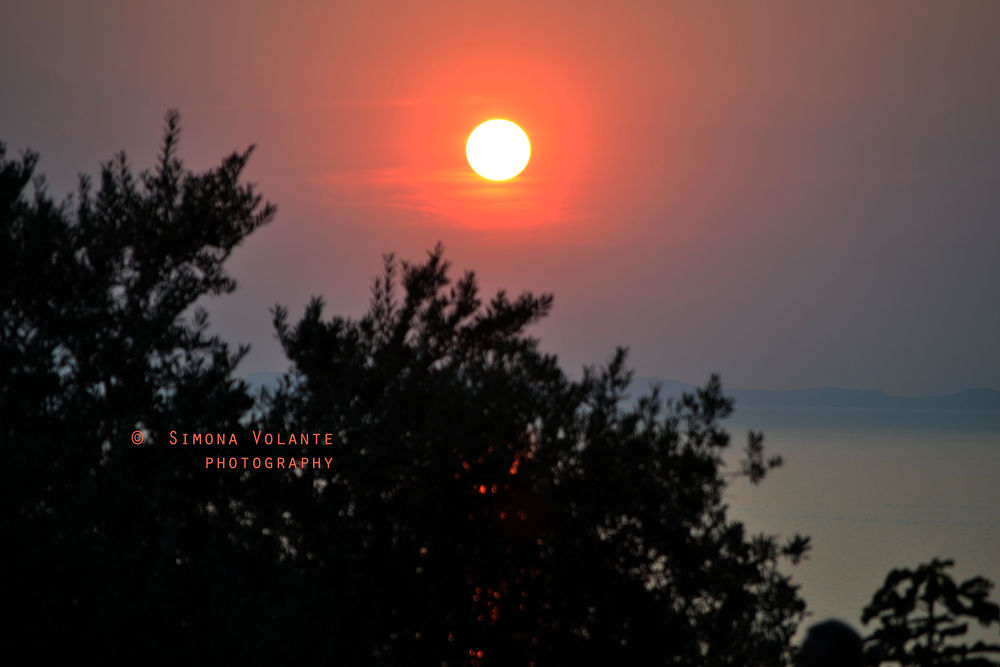 Sunset by simonavolante