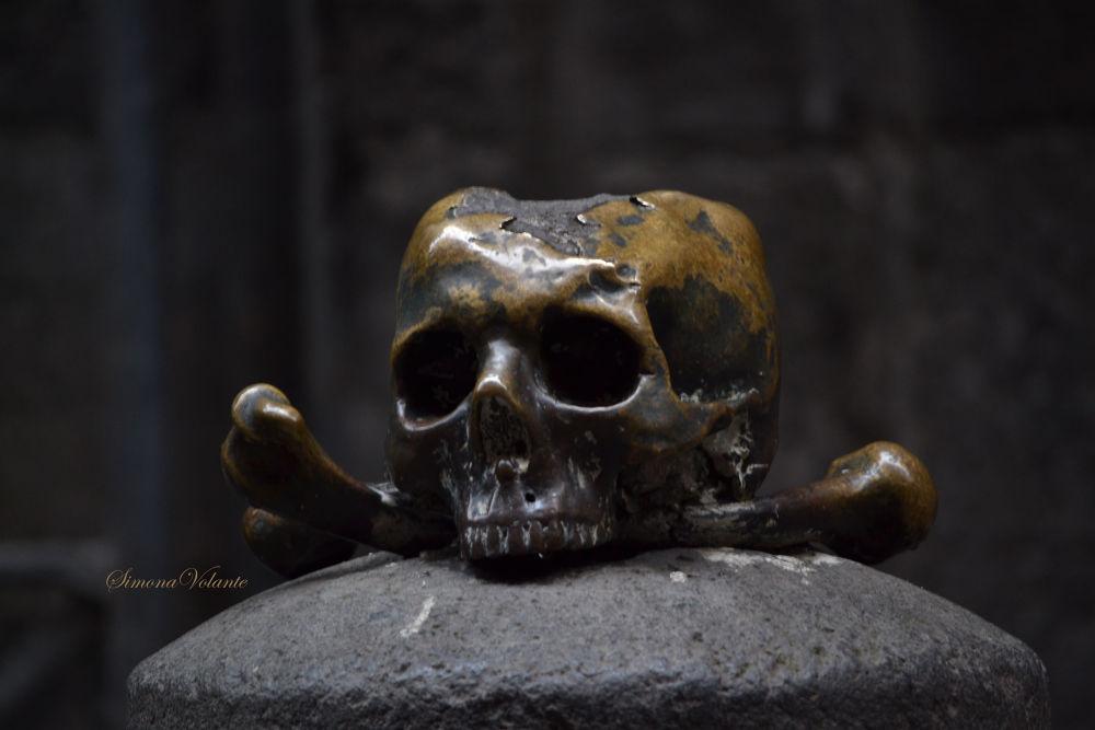 Skull by simonavolante