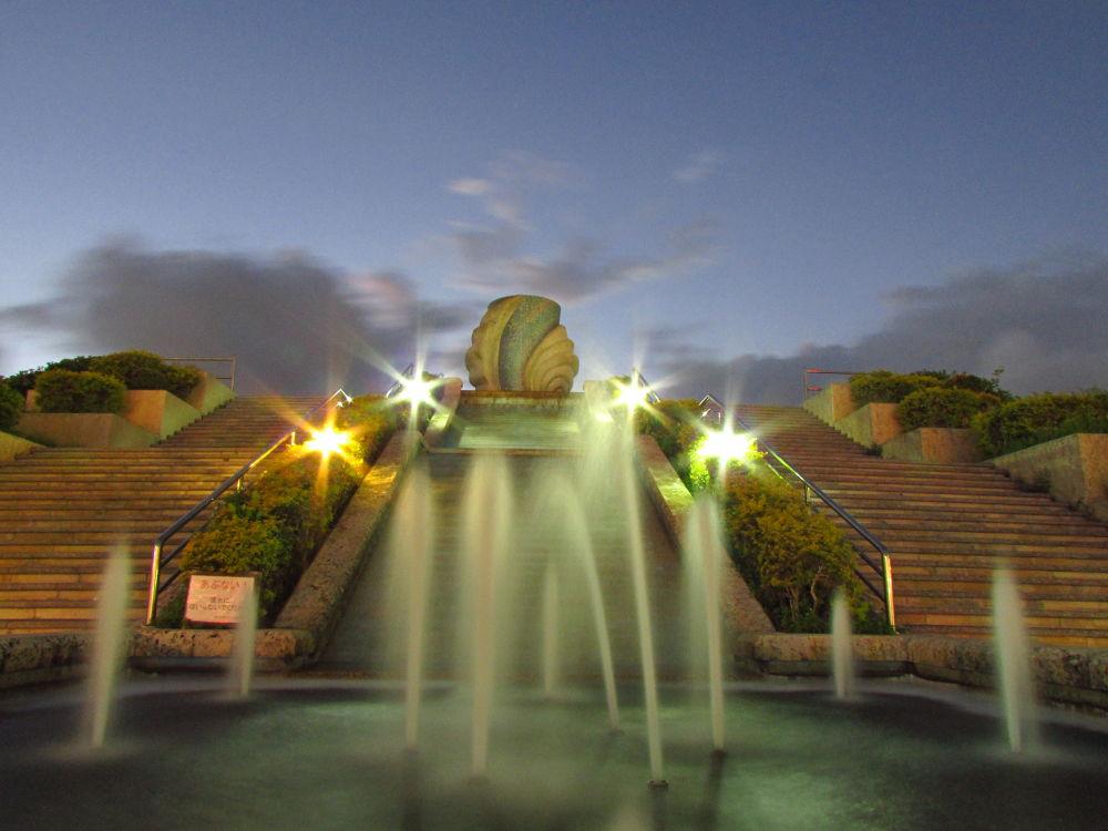 Fountain by eddie cervantes