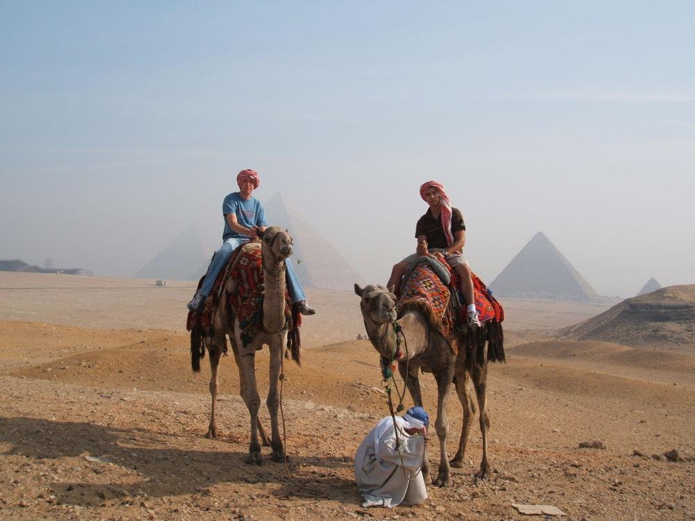 Cairo, Egypt by eddie cervantes