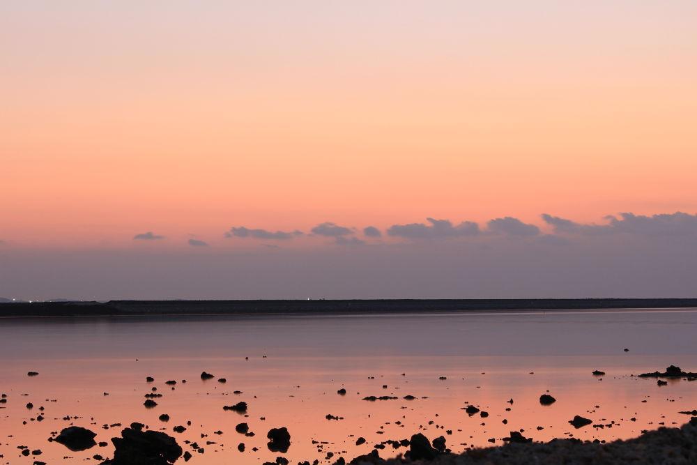 sunrise by eddie cervantes