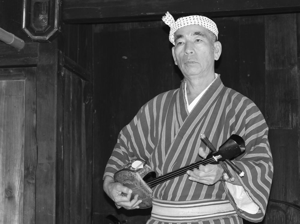 Photo in People #japanese #okinawa #culture