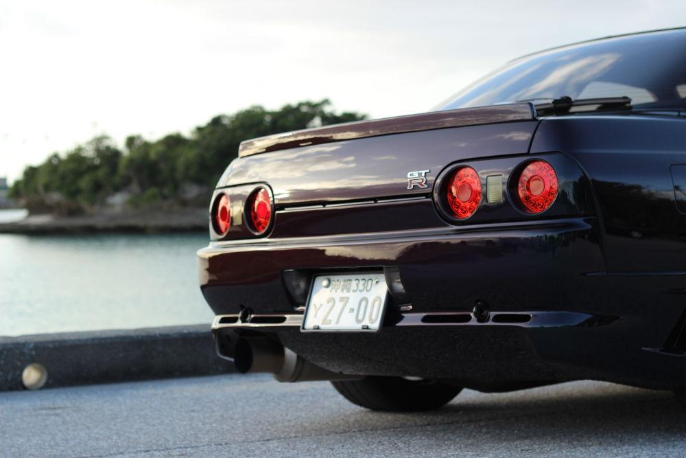 1992 Nissan Skyline GTR-32 by eddie cervantes