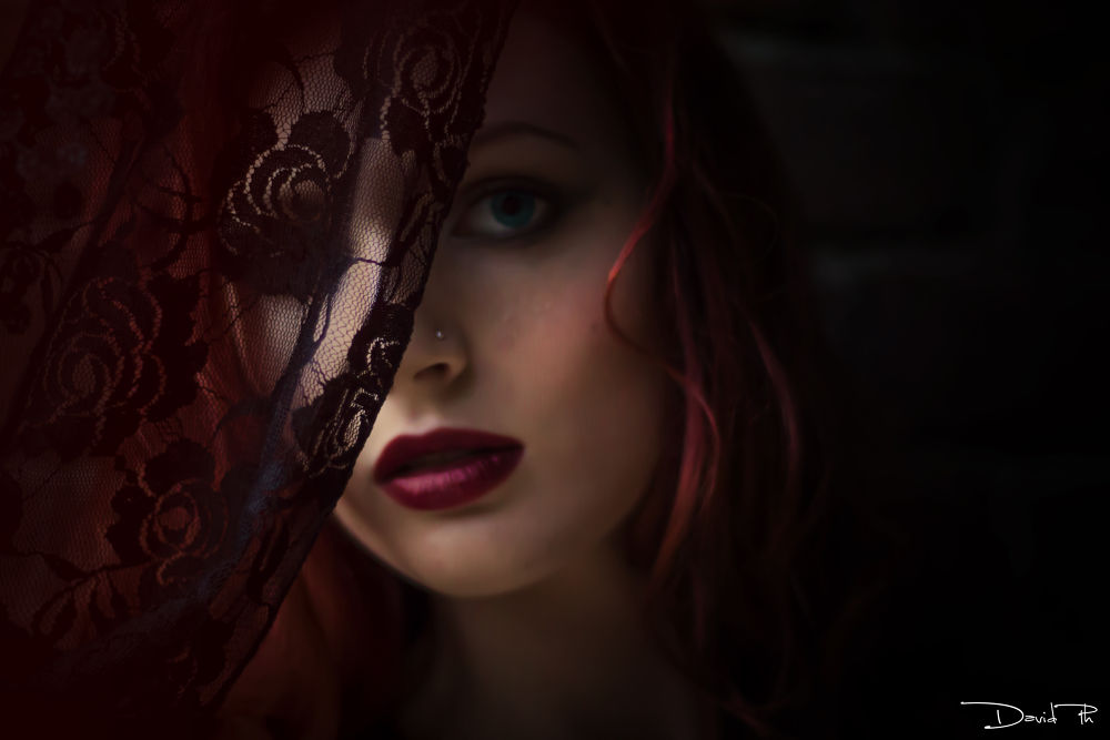 Mistery - Intense - Annalisa by Davide Fiume