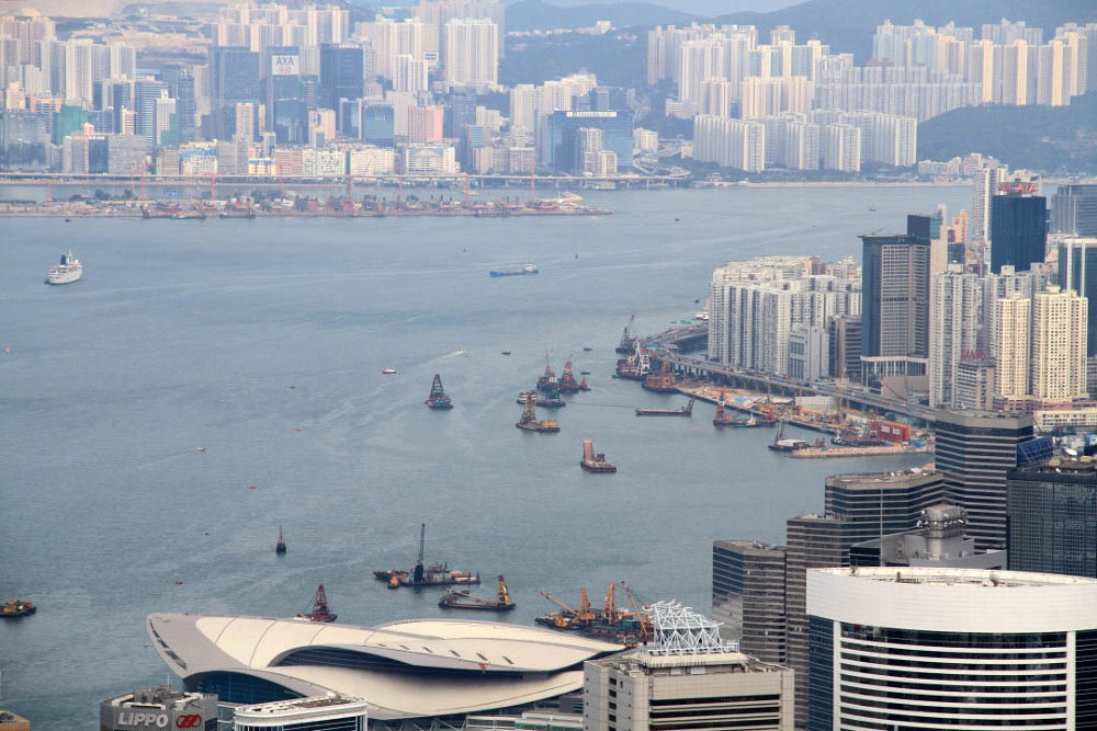 Hong-Kong-the-Peak-118 by Arie Boevé