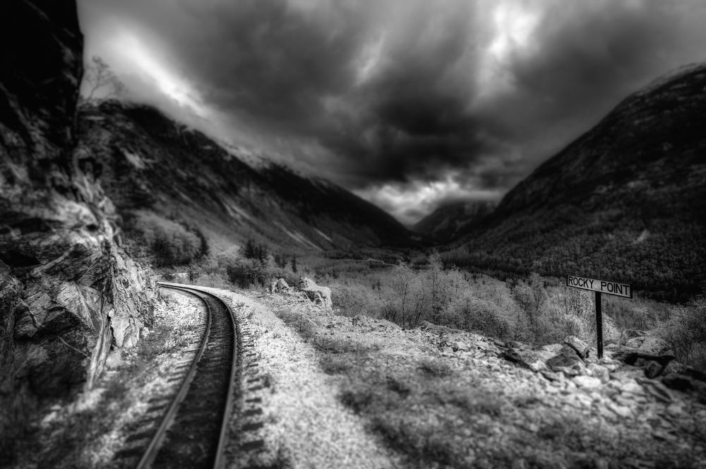 White Pass & Yukon Route Railroad, Skagway, Alaska, United States by Paulo Souza Photography