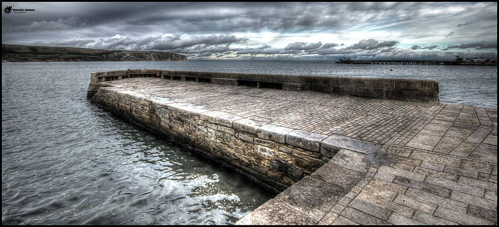 The Stone Quay by Gareth James