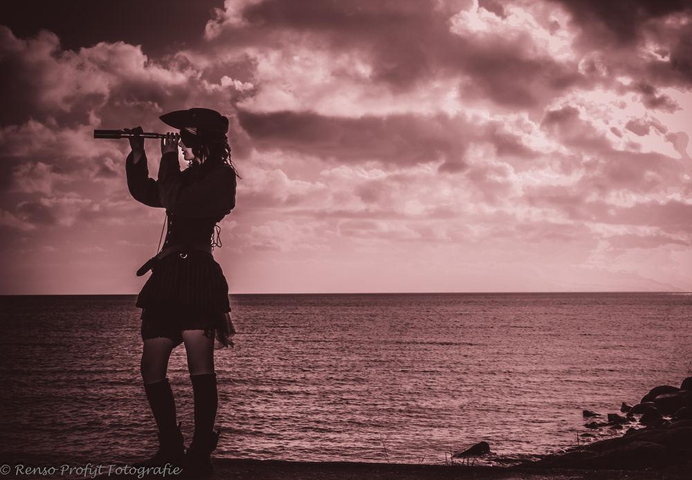 lady Pirate ;-) by rensoprofijt