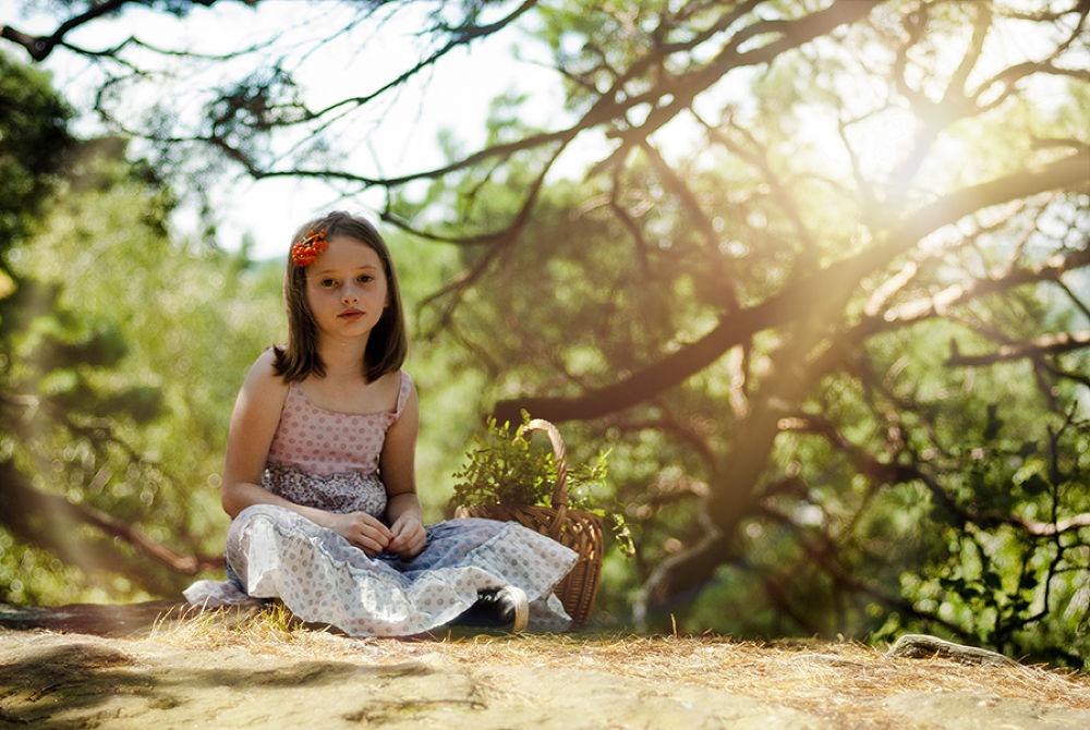 Photo in People #child #pentax #portrait