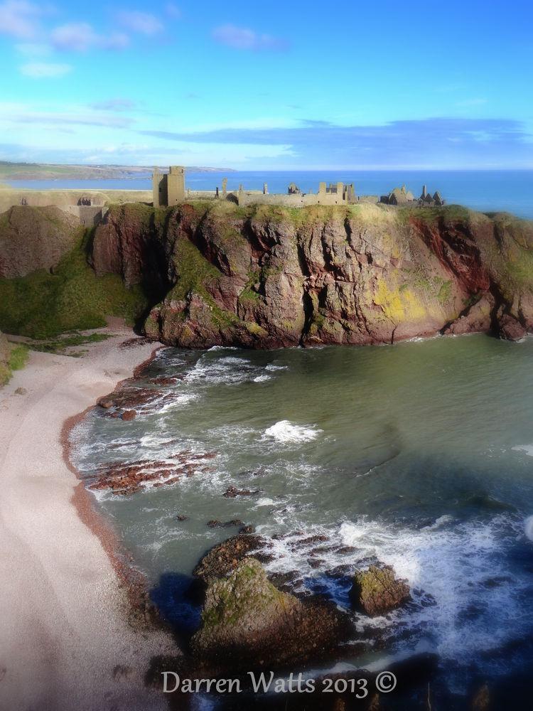 Dunnotter Castle 051 by Darren Watts Photography