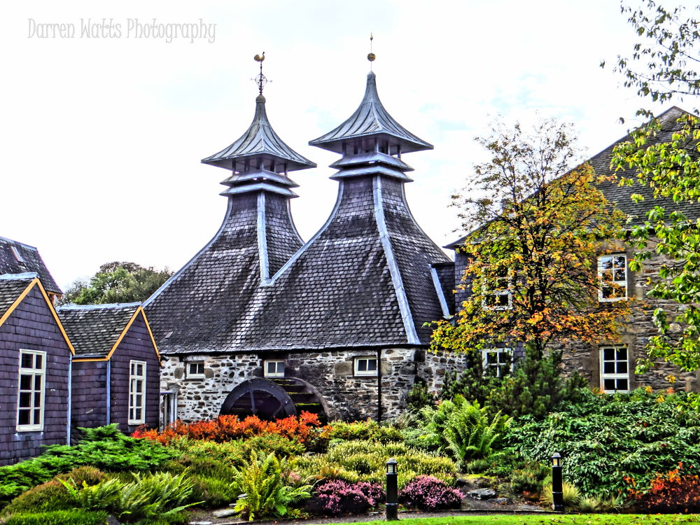 Strathisla Distillery by Darren Watts Photography