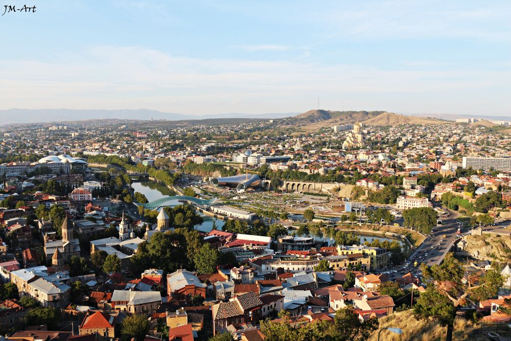 Tbilisi (Georgia) by jmagalashvili