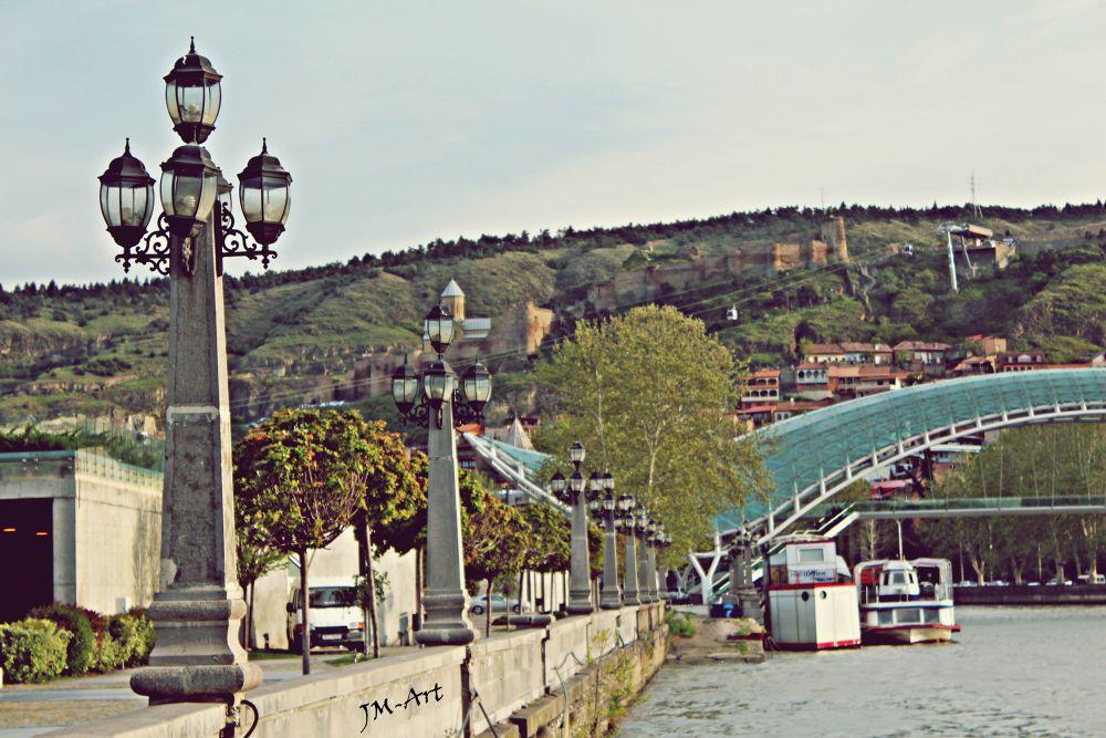 Tbilisi by jmagalashvili