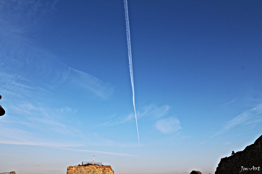 Blue Sky by jmagalashvili