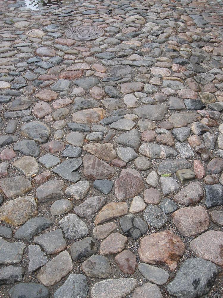 Stones in Tallinn by valecols