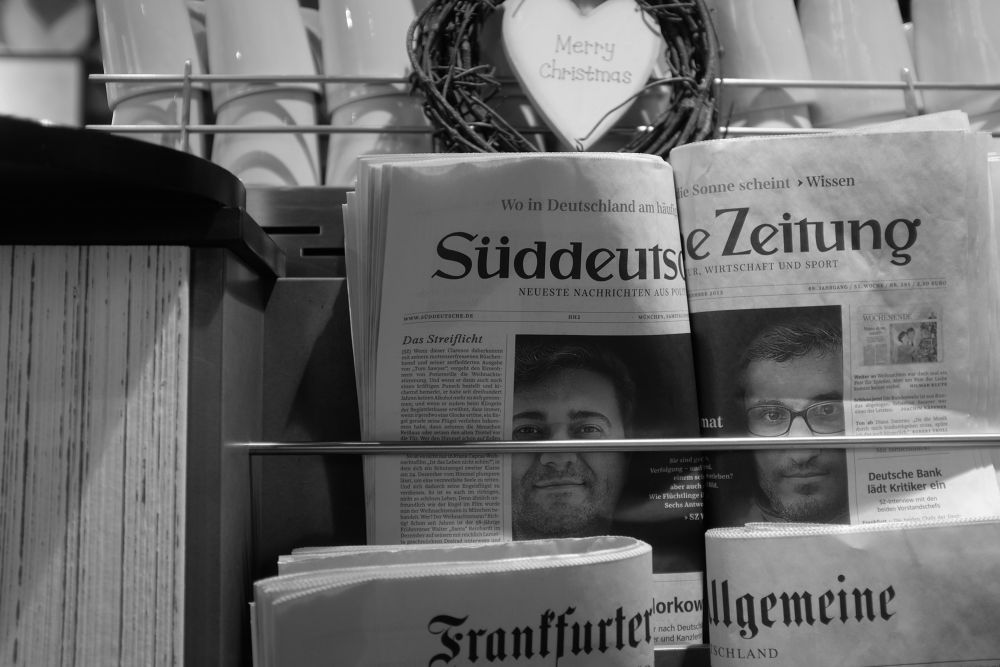 Did you ever read the news by peterkryzun