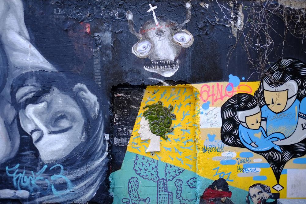 Berlin Art by peterkryzun