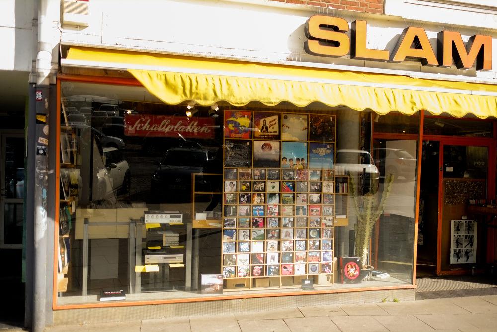 Record Store by peterkryzun