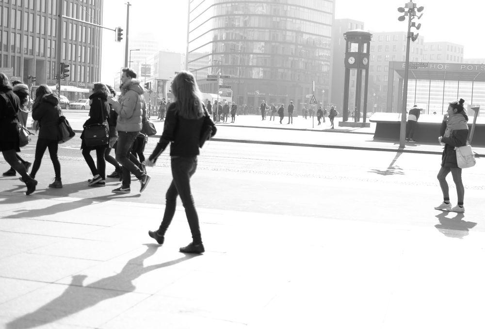 Walk by peterkryzun