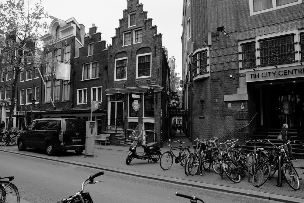 Amsterdam by peterkryzun