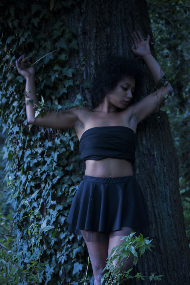 Trapped into wild by Chiara Musiu