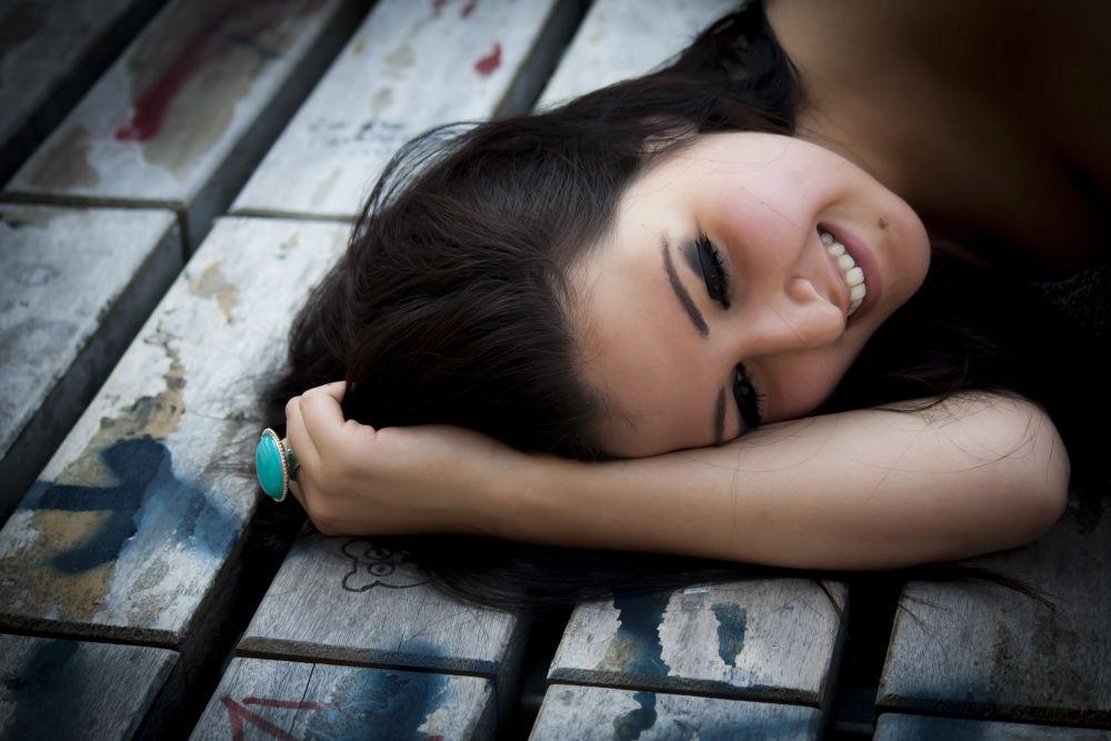 Just Smile by Chiara Musiu