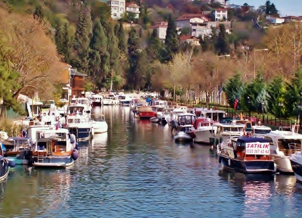 Goksu Deresi, Istanbul, Turkey by umitdervisoglu