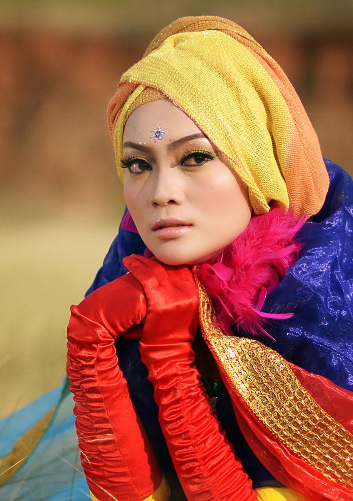 Hijab Style by Imal Prayitno
