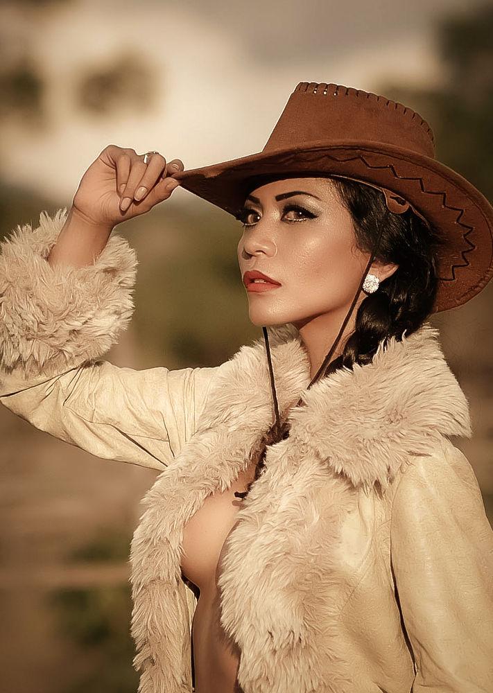 Sexy Cowgirl by Imal Prayitno