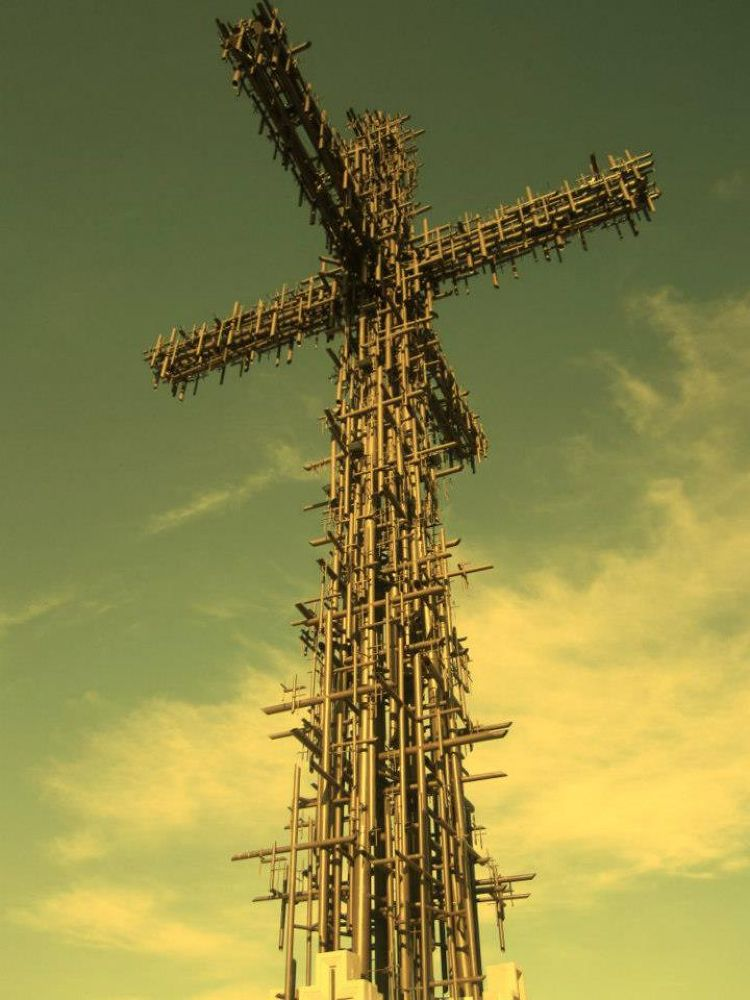 Crosses by Maria