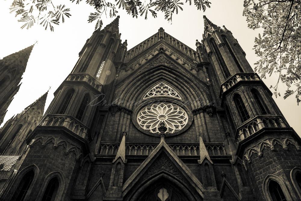 2nd BIGGEST CHURCH IN INDIA by kalyanchakravarthi94064