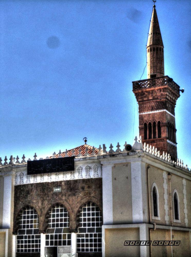 mosquée -Sétif by NACER